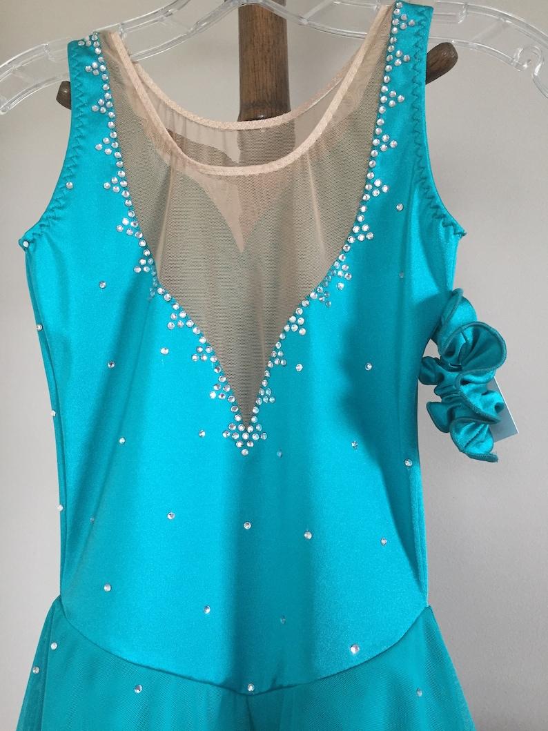 Jade CompetitionTest Skating Dress