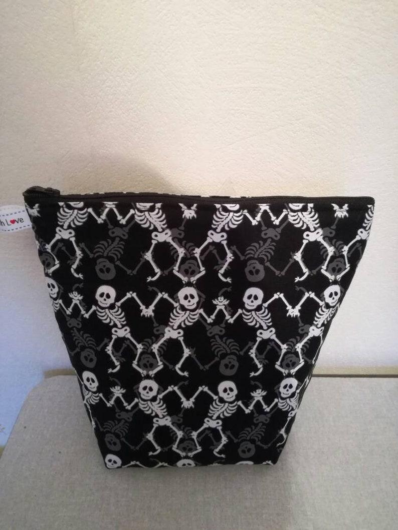Baby changing bag set mat pouch nappy bag gothic mens ladies new born skeleton sugar skull unicorn doctor who jack skeleton diaper bag