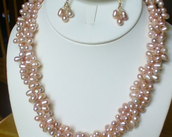 Pretty Pearls in Pink