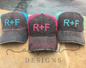 Rodan & Fields Trucker Hat - R + F