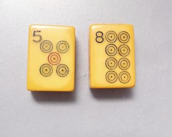 Special Listing For Steph 2 Mah Jongg Tiles