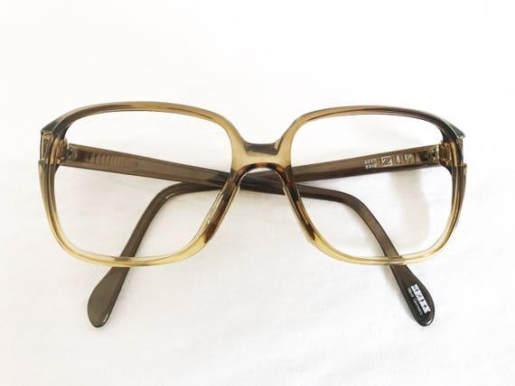 Vintage 80\'s Zeiss Hipster Frames