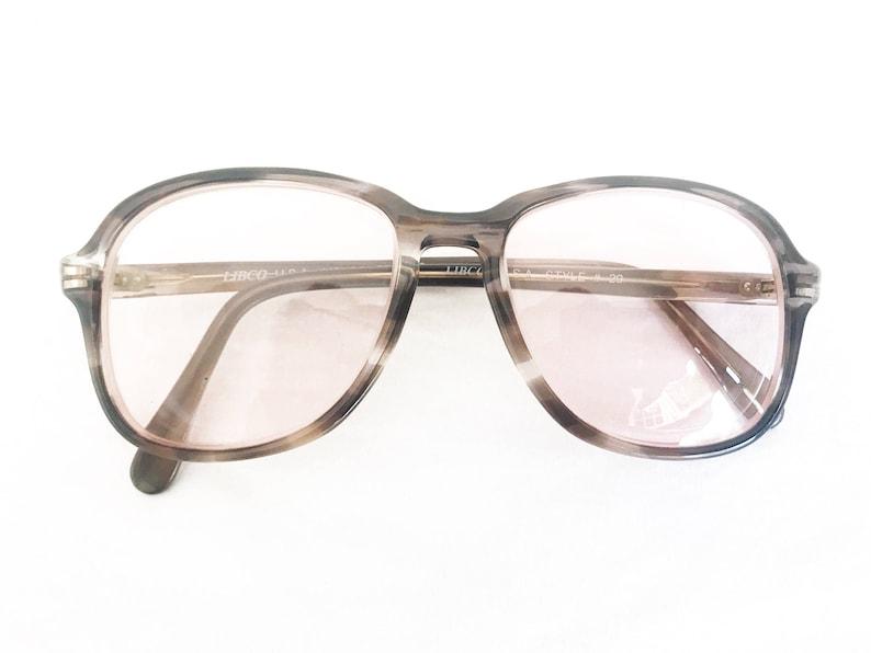 a7316141176 Vintage 80 s Libco Large Tortoiseshell Frames
