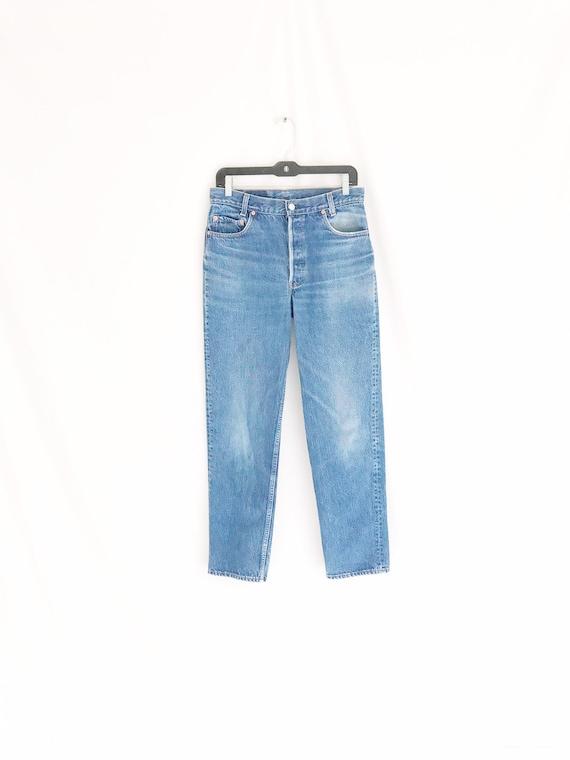Vintage LEVIS 701 Student Fit Jeans. Tag 32 x 34.… - image 1