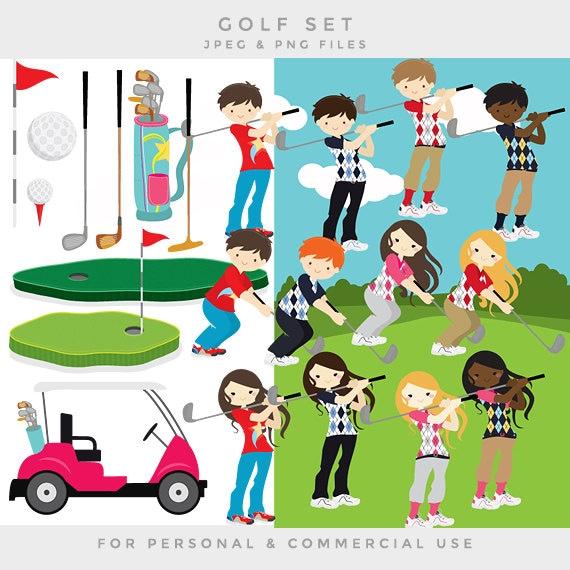 Golf clipart golf clip art golfing golfing boys | Etsy on plow boy, golf bag boy, shopping cart boy,