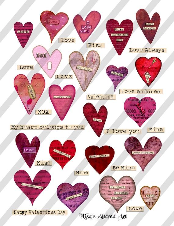 Digital Collage Sheet  Cupcake  Images -Instant Download Sheet no. O25