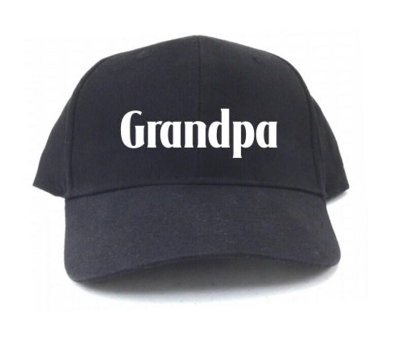 b193d08c4181a Personalized Grandpa Hat