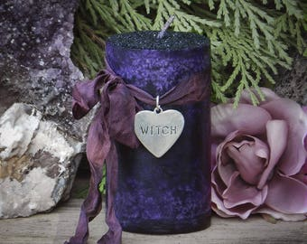 Season of the Witch Candles™ for Samhain, The Witches New Year & Halloween
