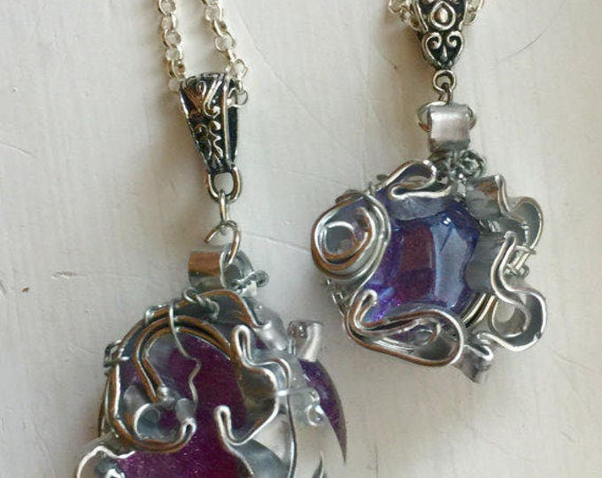 Supernatural Jewelry - Mary Winchester Supernatural Necklace Wire Wrapped Necklace