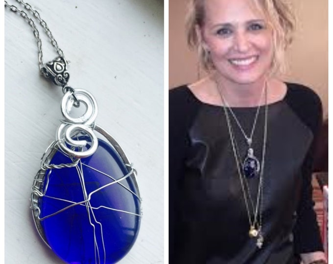 Supernatural Jewelry - Mary Winchester Necklace - Samantha's Confidence