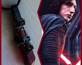 READY TO SHIP Kylo Ren's Rage - Star Wars - The Force Awakens - The Last Jedi The Rise of Skywalker Adam Driver
