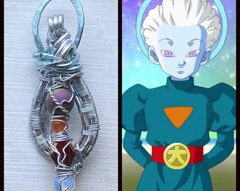 Dragon Ball Jewelry - Grand Priest Necklace Dragon Ball Super