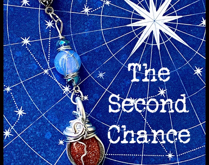 Walker Jewelry - The Second Chance - Wire Wrapped Walker Necklace