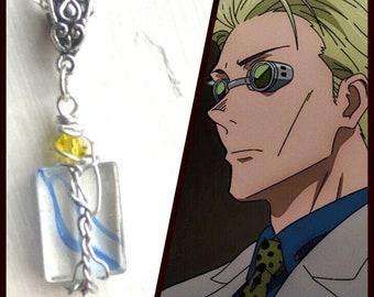 Jujutsu Kaisen Jewelry - Nanami Kento Inspired Wire Wrapped Necklace