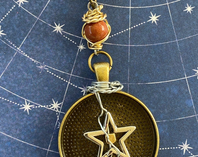 Walker Jewelry - Walker Necklace Wire Wrapped Necklace Jared Padalecki
