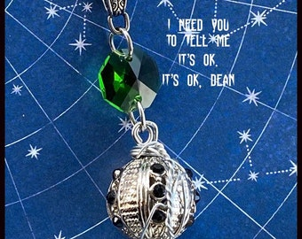 I Need You to Tell Me It's Ok - It's OK, Dean - Supernatural Series Finale Inspired Wire Wrapped Necklace - Sam Winchester Dean Winchester