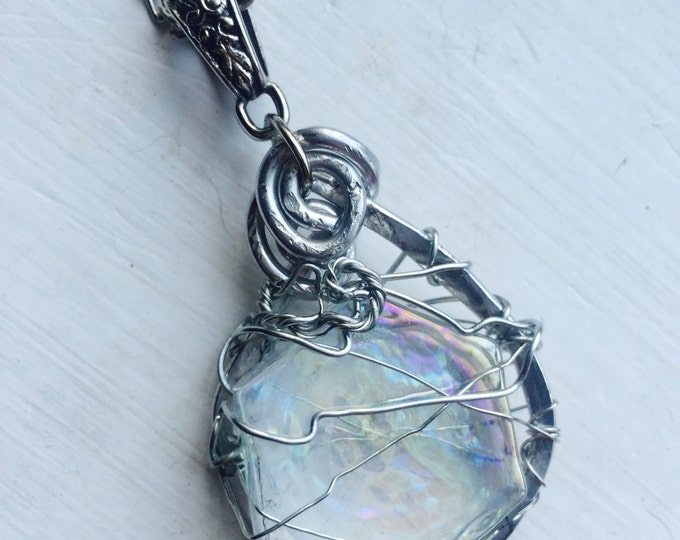 Kim's Authenticity Kim Rhodes Supernatural Wire Wrapped Fan Art