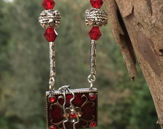 Supernatural Jewelry - Rowena Necklace - It's What Rowena Does
