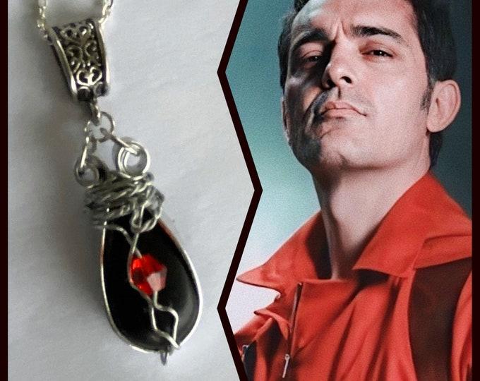 Money Heist Jewelry - Money Heist Necklace - Berlin Necklace - La Casa De Papel