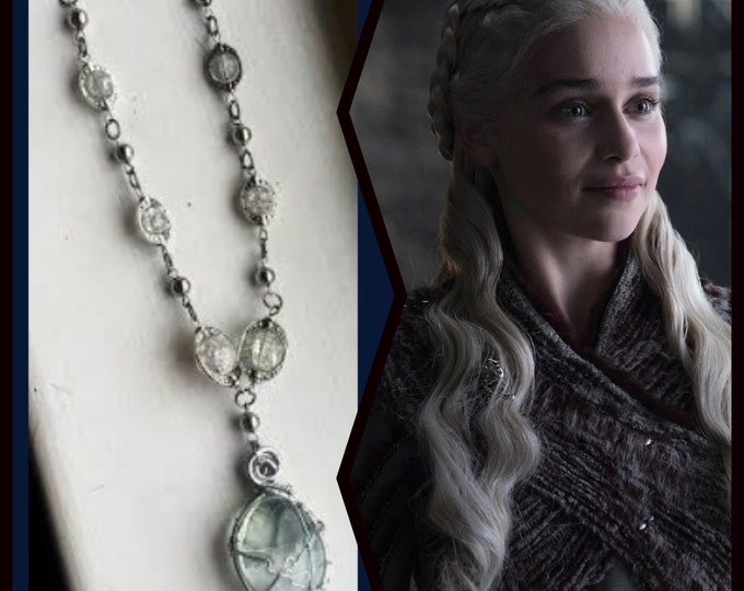 Game of Thrones Jewelry - Daenerys Stormborn - Game of Thrones Mother of Dragons Emilia Clarke GoT
