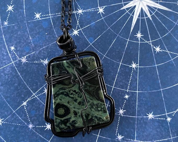 Supernatural Jewelry - Dean Winchester Necklace - Dean's Distinctive Musk