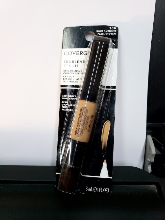 COVERGIRL TRUBLEND Brightening Concealer #300 Light/Medium 0.1fl oz