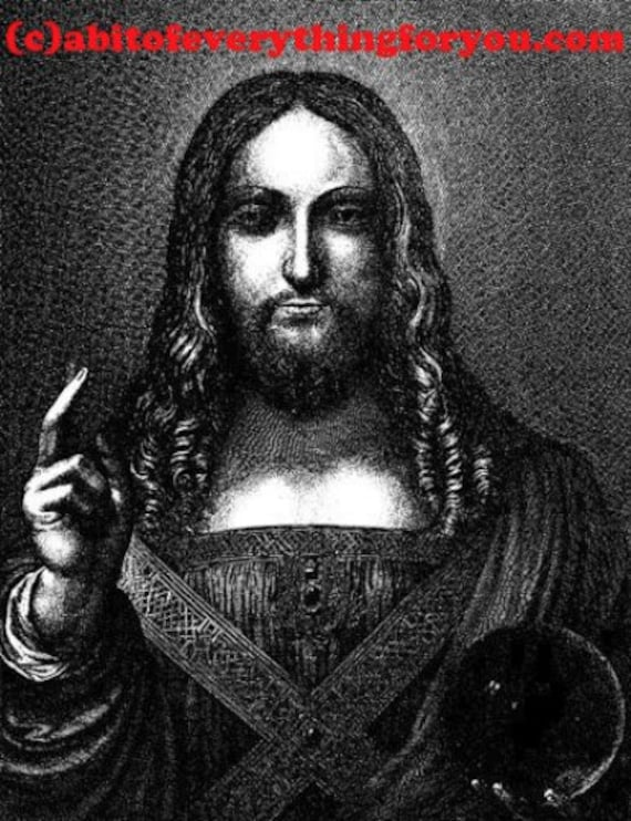 jesus christ religious printable art print downloadable digital vintage image downloads graphics christian black and white artwork