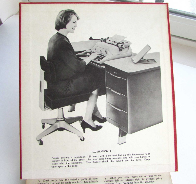 Typing Lesson Book