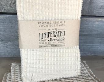 Washable Fabric Kitchen Sponge