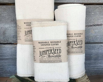 UnPaper Towels - Cotton Birdseye