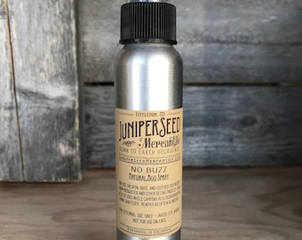 All Natural No Buzz Insect Deterring Spray