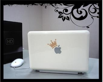 Crowned Apple Vinyl Decal
