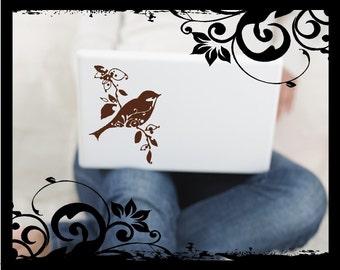 Sweet Song Bird - Vinyl Decal