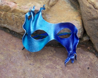 Water Leather Mask