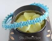 Boho Stack Beaded Bracelet, Beaded Macrame Bracelet, Handmade Bracelet, Friendship Bracelet, Bollywood Style Bracelet, Silver Heart Charm