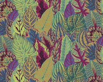 Kaffe Fassett Coleus Moss Philip Jacobs Free Spirit Fabric