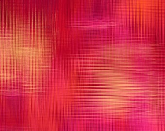 Aflutter Woven Spectrums Red Studio E Fabric