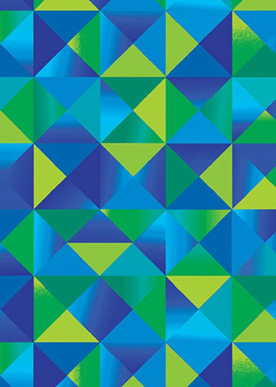 Yard Bleu Vert Couleur De Palette Art Classe Benartex Tissu 1 Etsy