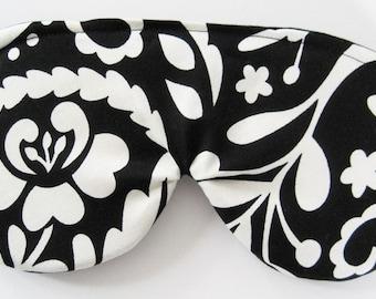 Luxury Certified Organic Cotton Sleep Eye Mask