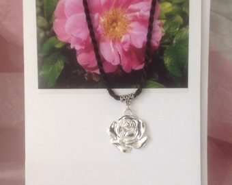 Pink Rose Gift Set
