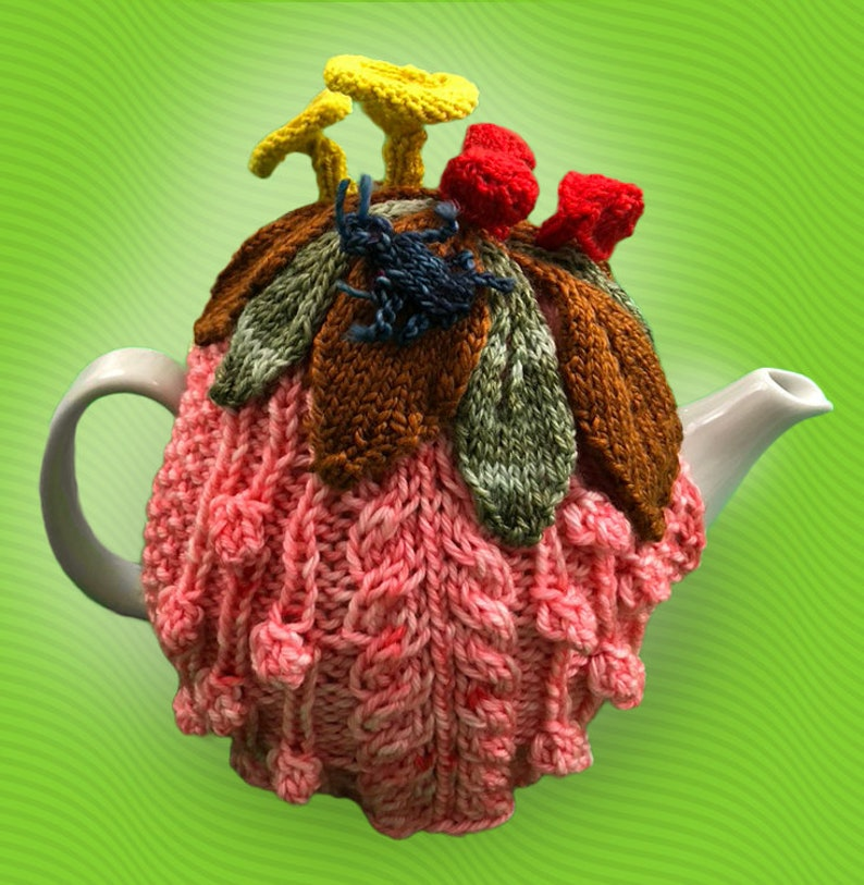 Blooming Grove Tea Time Cosy a Critical Role-inspired image 0