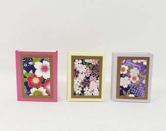 Elegant Sticky Note Pads, Washi Paper Sticky Note Set, Office Professional, Organization, School Supplies, Stocking Stuffer, Home Gift