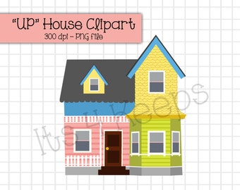 photograph about House From Up Printable named Up dwelling Etsy