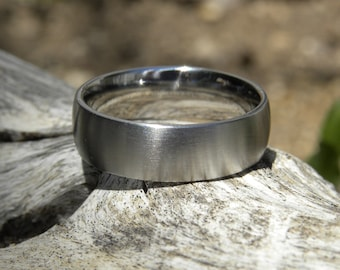 Wedding Bands And Rings By Titaniumknights On Etsy
