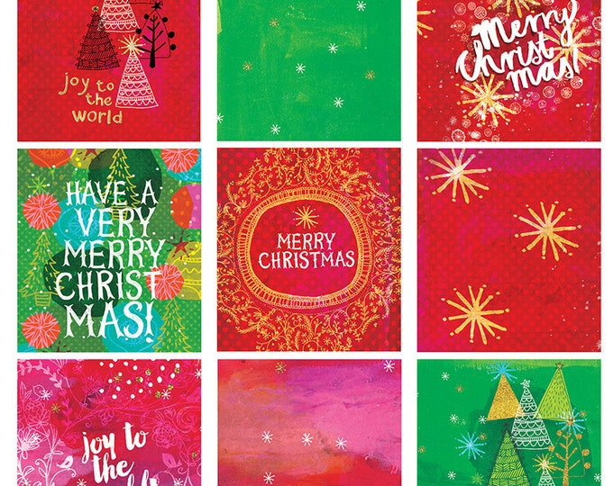 Festive Christmas Gift Tags, Instant Digital Download , 12 gift tags, digital scrapbooking, art journal, collage, printable, mixed media