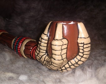 Eagle claw pipe | Etsy