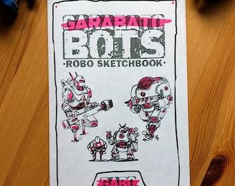 GARABATO BOTS (robo sketchbook)