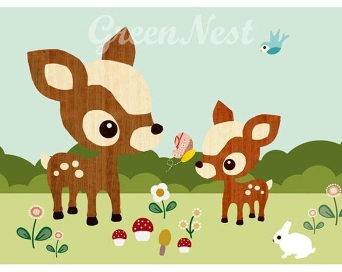 A3 Format-Bambi Poster