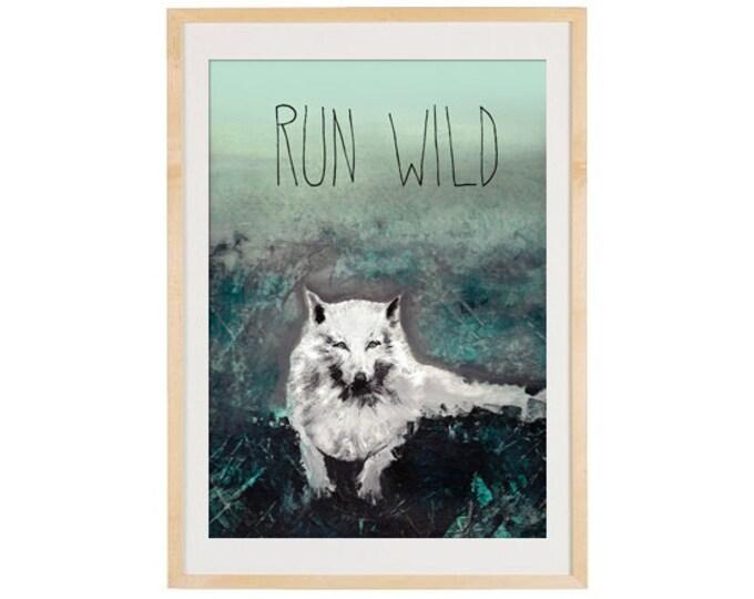 Run Wild Posters