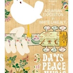 Woodstock Birdie Collage Print
